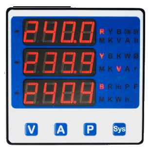 AC meter 2